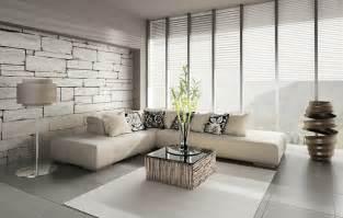 living room with brick wallpaper brick wallpaper decor minimalist living room interior design