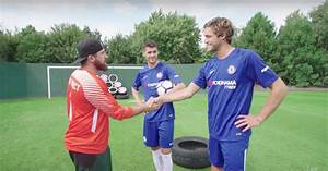 Dude Perfect Teams Up with Chelsea FC to Make Some Crazy ...