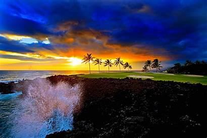 Hawaii Wallpapers Island Amazing Nature Desktop Screensavers