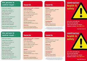 Contractor Health  U0026 Safety Guide  Pdf 706kb