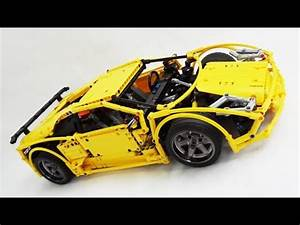 Lego Technic Lamborghini Lego Technic Lamborghini Youtube The
