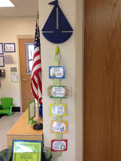 Nautical Themed Classroom Decorations by 17 Best Images About Classroom My New Theme On Pinterest