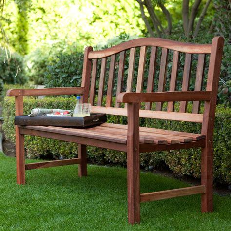 Belham Living Richmond Curvedback 4ft Outdoor Wood
