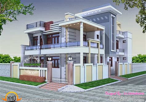 indian style floor ls pretty looking home design in india home plan house design