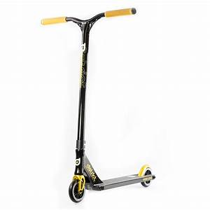 District C-Series C253 Black Gold Complete Scooter ...
