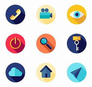 Social media icons 30 free icons (SVG, EPS, PSD, PNG files)