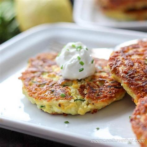 carb zucchini fritters  carb maven