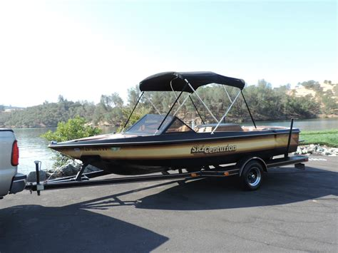 Where Are Centurion Boats Made by Ski Centurion Trutrac 1982 For Sale For 9 750 Boats