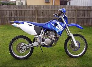 2001 Yamaha Yz426f Owner Lsquo S Motorcycle Service Manual