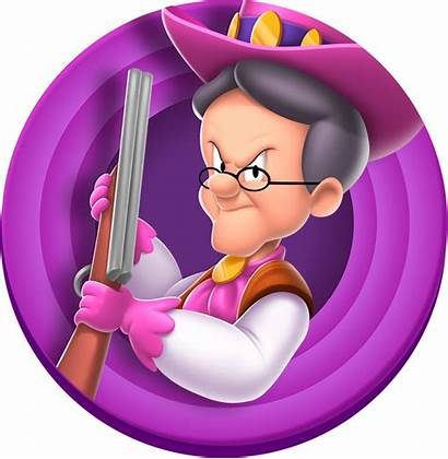 Granny Cowgirl Looney Tunes Mayhem Wiki Gamepedia