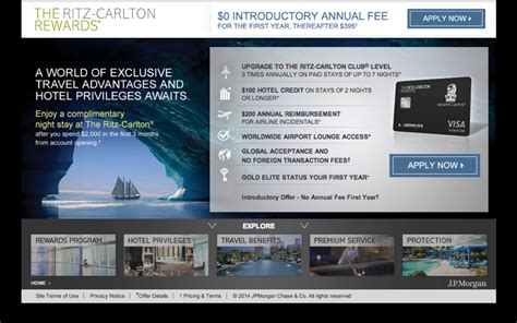 So, while i'd love to be able to promise that if you apply you'll get it, i think this is a your mileage. Ritz-Carlton Rewards Card: 70K Bonus Points No Annual Fee Offer Worth It?