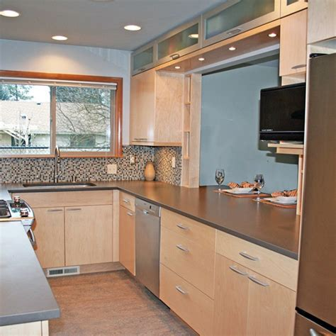 """ugly Kitchen"" Makeover  Winner  Berry Built"