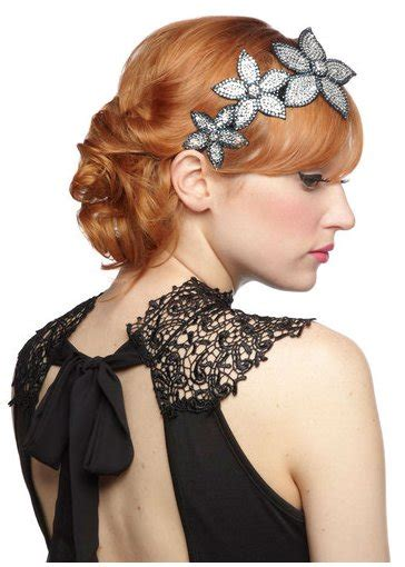 20s Inspired Hairstyles by Flapper Hair How To Get A 1920s Waves Hairstyle