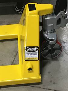 Heavy Duty 5500lb Manual Pallet Jack