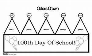 pinterest o the worlds catalog of ideas With 100th day of school crown template