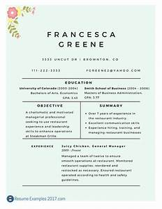 objective resume examples resume examples 2018 With best resume examples