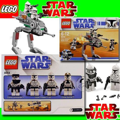 lego star wars  clone walker   guerrieri clone