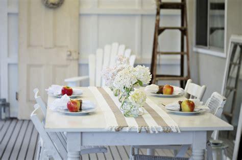 coastal cottage decor cottage coastal style coastal decor table by