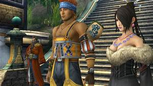 Final Fantasy X X 2 HD Remaster Headed To PS4