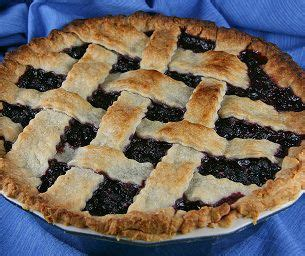 huckleberry pie recipe whats cooking america