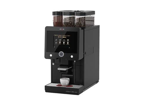 schaerer coffee portfolio schaerer fully automated coffee machines