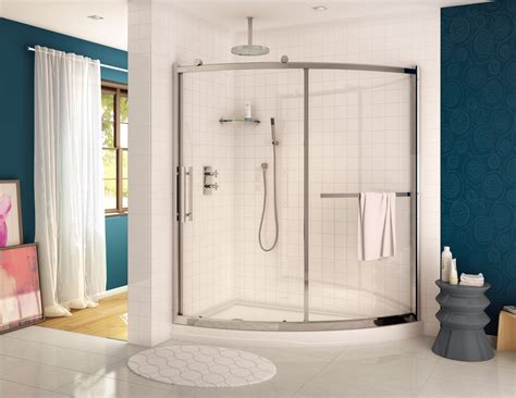 Curved Shower Door by Curved Shower Doors Pictures To Pin On Pinsdaddy
