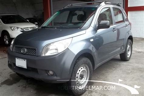 Daihatsu Bego 4x4 by Costa Rica Car Rental Offers