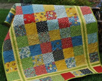 baby quilt patternquick  easy charm square packs