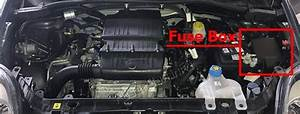 Fuse Box Diagrams  U0026gt  Fiat Punto  2013