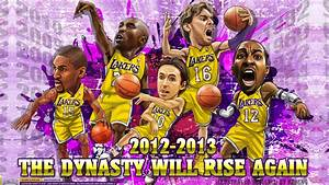 World Peace Designs Los Angeles Lakers 2012 2013 Dynasty Wallpaper