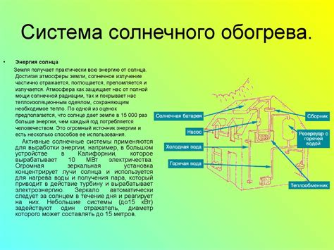 Бирюков А.Р. Саразов А.В. Использование альтернативных источников энергии. Солнечная энергетика применение солнечных модулей.