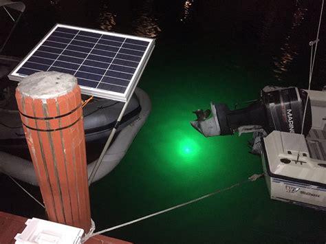 30W Underwater Fishing LED Light 12-24V.