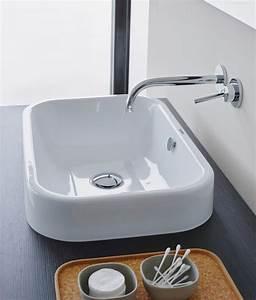 Duravit Happy D : happy d 2 by duravit washbasin countertop basin ~ Orissabook.com Haus und Dekorationen