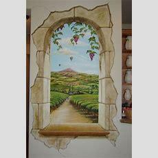Trompe L'oeil Gallery  Storied Walls  Trompe L'oeil