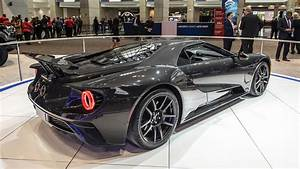 2020 Ford GT supercar gets more power and a 'Liquid Carbon' edition | Autoblog