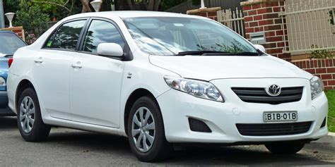 toyota sedan ファイル 2007 2010 toyota corolla zre152r ascent sedan 2011