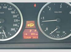 Niveauregulierung ausgefallen BMW 5er E60 & E61
