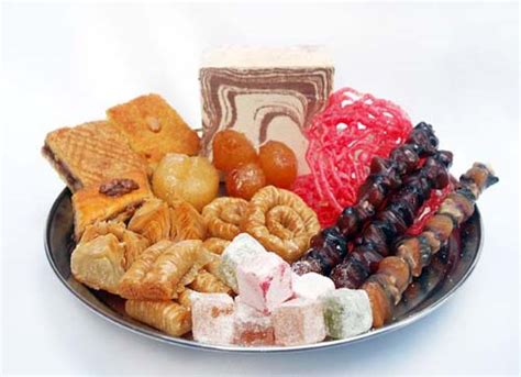 Austrumu saldumi - Pasūtījumi pasākumiem - Halvas, lukumi ...