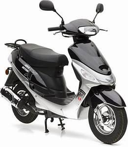 Motorroller 50 Ccm : motorroller inkl spiegel nova motors eco fox 50 ccm ~ Kayakingforconservation.com Haus und Dekorationen