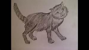 Zeichnungen Mit Bleistift Für Anfänger : zeichnen lernen f r anf nger katze malen ein katzenportr t youtube ~ Frokenaadalensverden.com Haus und Dekorationen