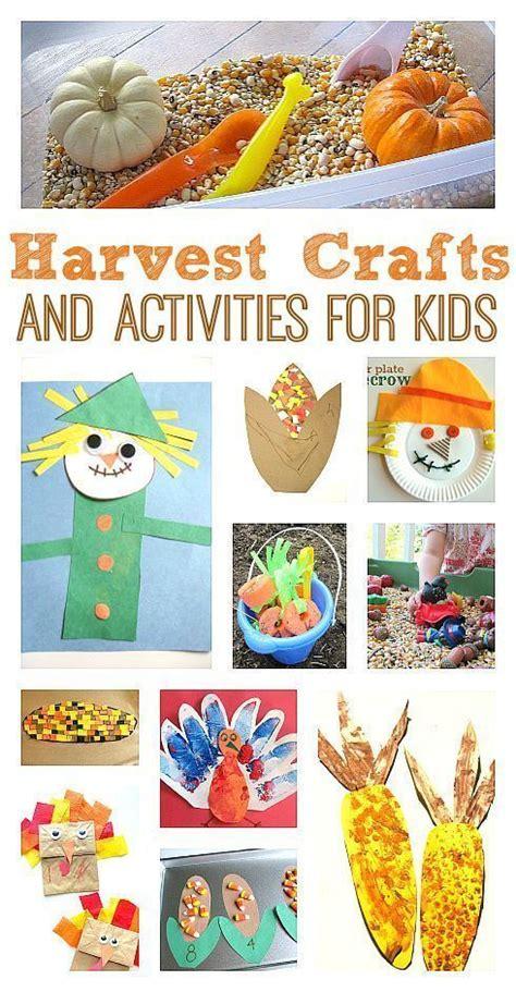 harvest crafts activities harvest crafts toddler