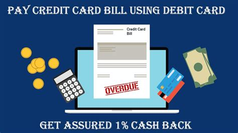 But what about transferring money between cards? How to Pay Credit Card Bill through Debit Card | Credit Card Bill Payment - YouTube