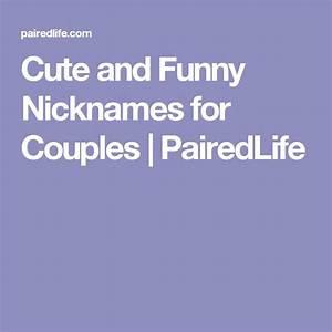 25+ best ideas about Cute boyfriend nicknames on Pinterest ...