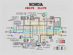 1970 Honda Cl175 Fuse Blowing Mystery