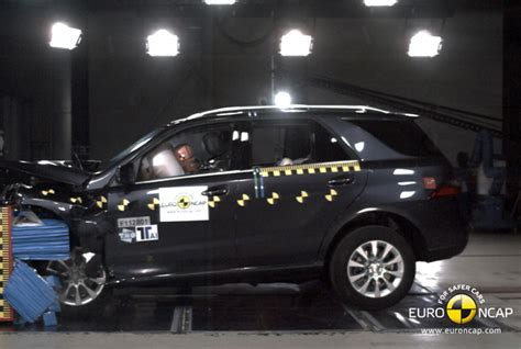crash test si鑒e auto crash test mercedes classe m sicurezza attiva e passiva ai massimi livelli