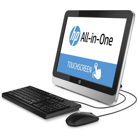 ordinateur de bureau all in one hp all in one 22 2130nf l1u81ea abf achat vente pc