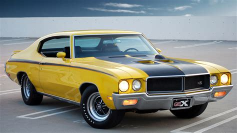 1970 Buick GSX Wallpapers & HD Images - WSupercars