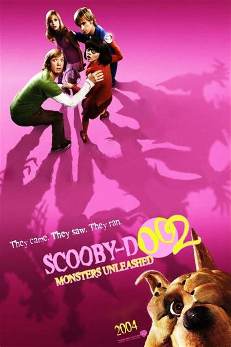 scooby doo  monsters unleashed   posters