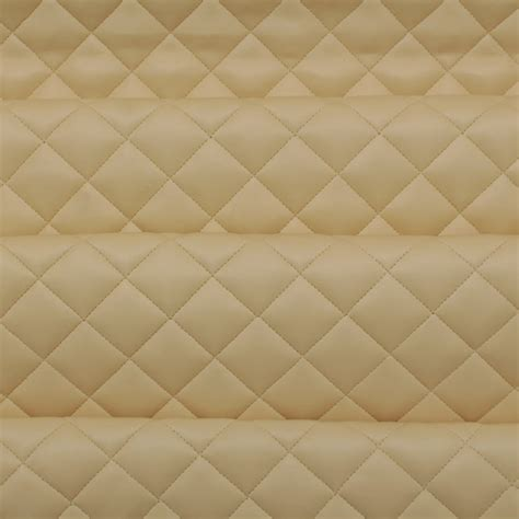quilted leather fabric quilted leather padded cushion faux leather