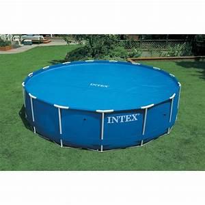 Bache A Bulle Piscine : b che bulle intex pour piscine diam 3m05 diam 290 cm ~ Dode.kayakingforconservation.com Idées de Décoration